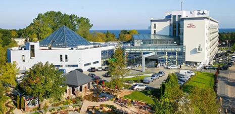 Centrum Zdrowia i Wypoczynku IKAR PLAZA - Kołobrzeg